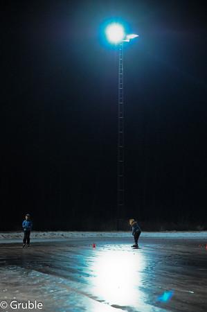 Ommer schaatskampioenschappen 2012