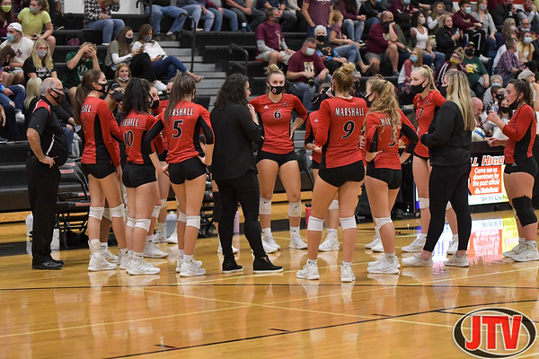 Western vs Marshall Div 2 District Volleyball Final 11-7-20