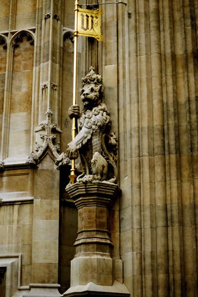 Guarding Parliament