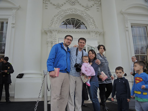 2013 White House Holiday Tour
