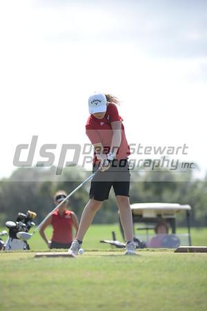Girls Golf 9.5.18