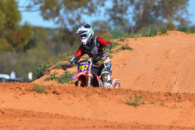 Racing at Renmark