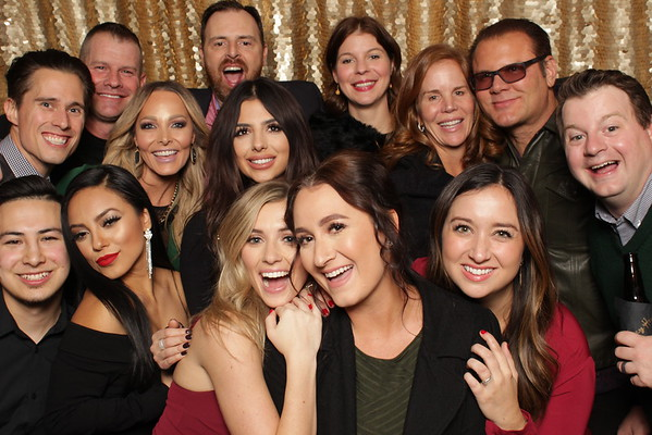 iHeartMedia Phoenix Holiday Party 2018