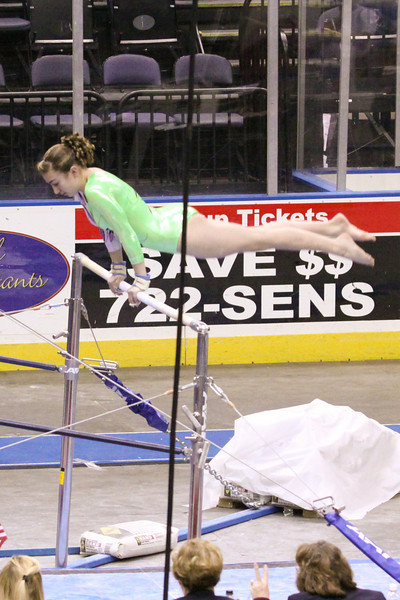 Meghann @ I Love NY Cup - Gymnastics