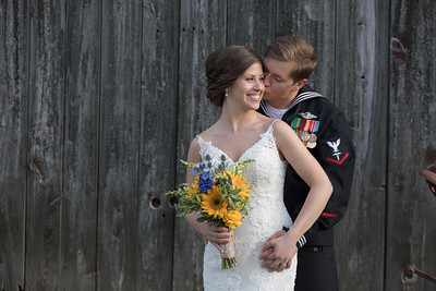 Jessica & Nick Roy Wedding- Bliss Farm Barn Wedding Granville, MA- New England Photographer