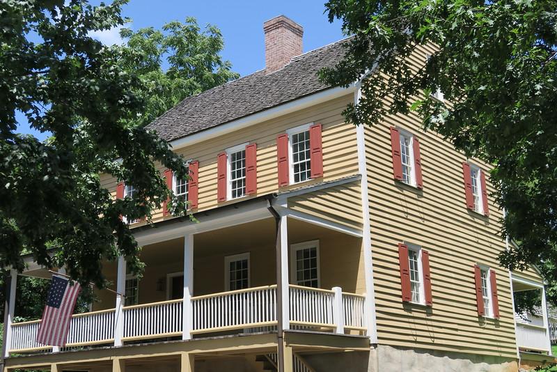 Herbst House (ca. 1821)