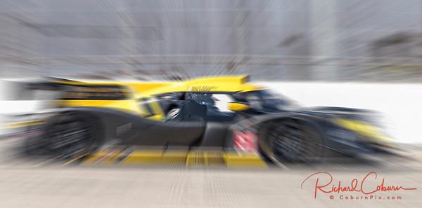 2018 #51 P3 Rob Hodes & Sean Rayhall Sebring Test