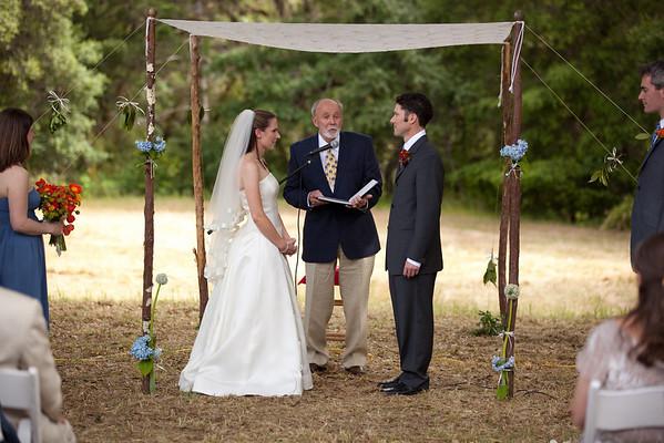 Kaya and Josh Wedding 6-5-10