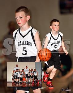 Ball House Ballers - Plain City, Ohio