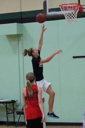 Girls Basketball Camp