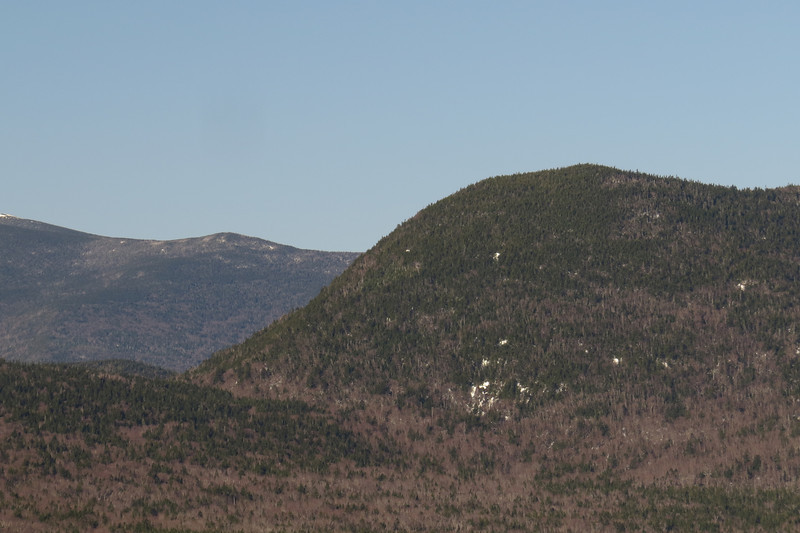Mt Wolf, and the evil side I bushwhacked off for a Wolf Cub attempt.JPG