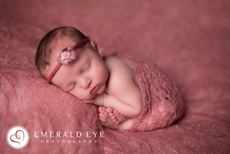 Newborn Posing Workshop