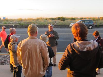 Cape May Road Scholar Birding Sept. 2014