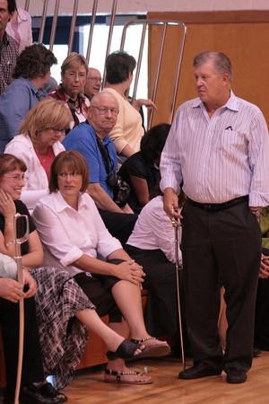 Sabre Ceremony - September 10, 2010