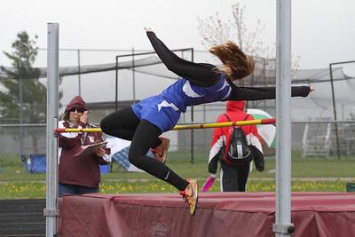 Marion D4 Girls High Jump