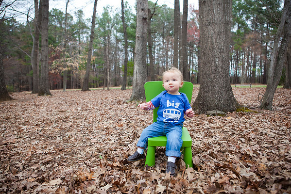Carson Bell 1 Year