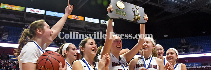 Canton girls basketball wins state title