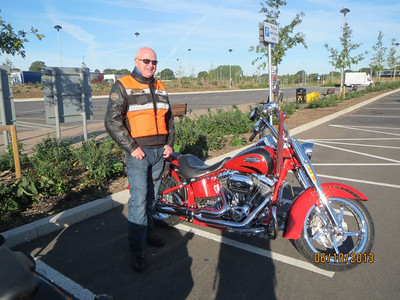 Copdock Motorcycle Show, 6 Oct 2013