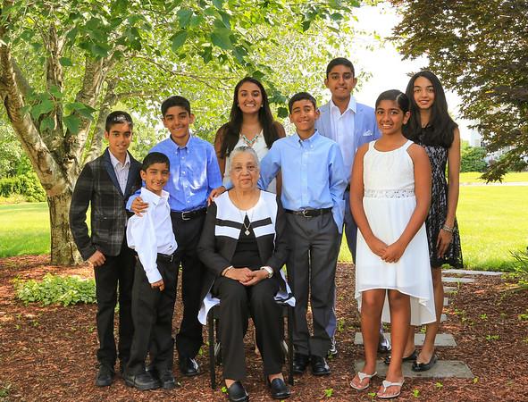 Rani & Family