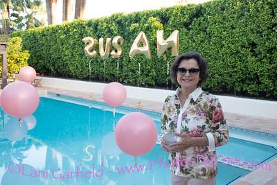Susan' Birthday 4/13/19 by Lani