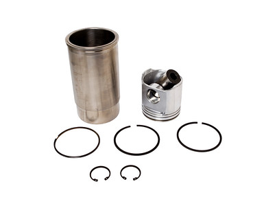 JOHN DEERE ENGINE PISTON LINER & RING KIT RE536083