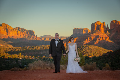 Tucker & Alexandra's Sedona Wedding