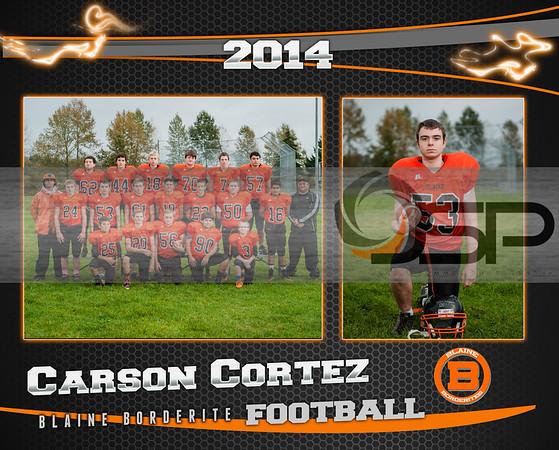 2014 Blaine 8th gr Football