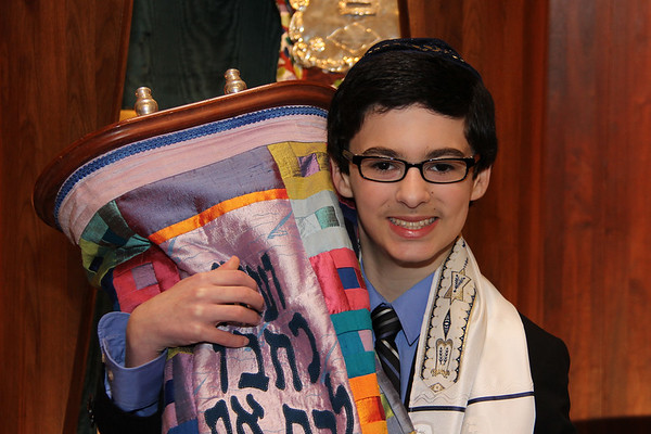 JASON'S  MITZVAH DAY - APR 1, 2017