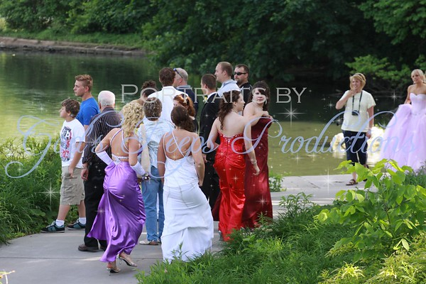 North High Prom City Park Hagerstown Maryland