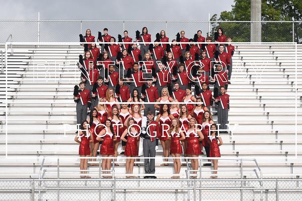 BHS Band 2016-17