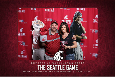 August 28, 2014 - WSU Alumni - The Seattle Game