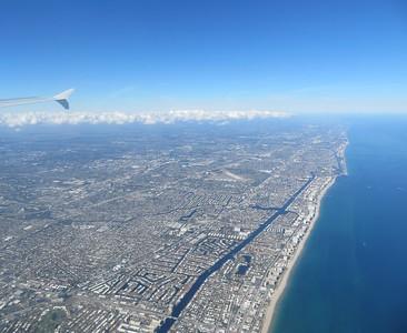 Flight Charlotte NC - Ft Lauderdale FL
