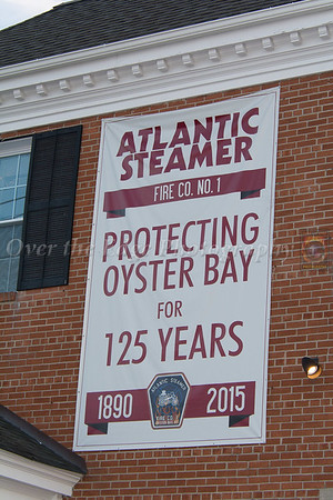 Atlantic Steamer 125th Anniversary Parade 09/26/2015