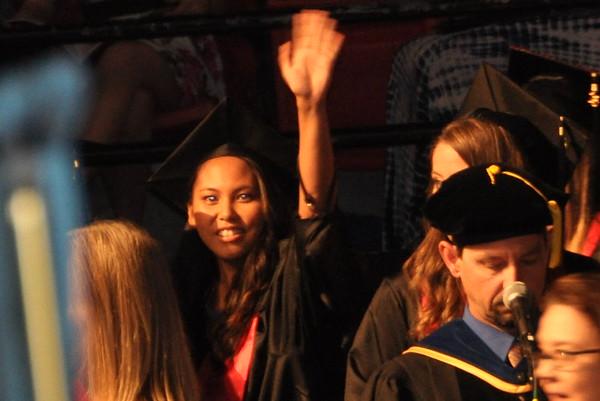 Kristine C's Graduation 2015