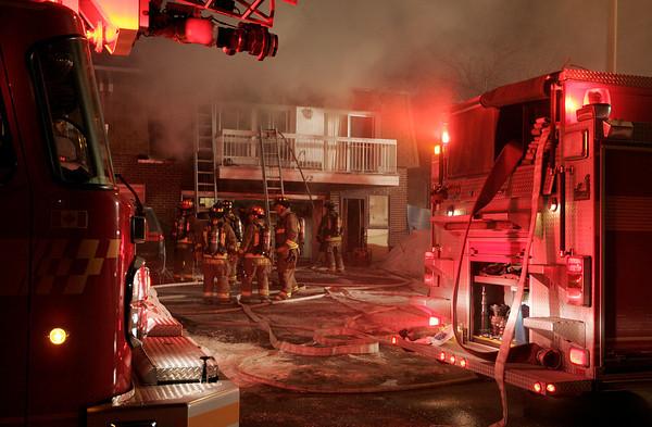 February 5, 2009 - 2nd Alarm - 12 Hallbank Terrace
