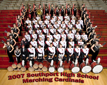2007 Marching Cards Portraits