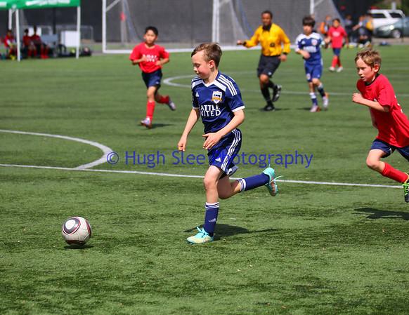 BU10 9v9 Div 2 NWN v Seattle United