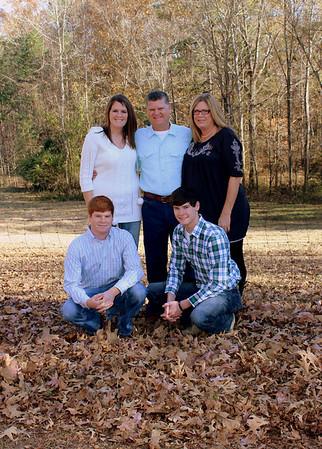 Woodcock Family 2013