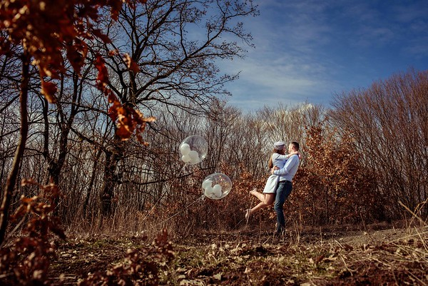 Stefana & Mihai - save the date