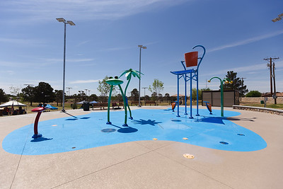 Splash Park Ribbon Cutting