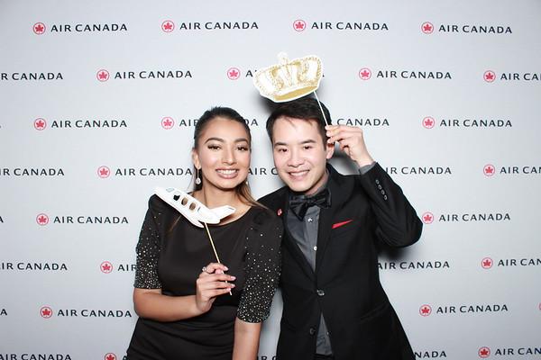 Air Canada Gala November 14th