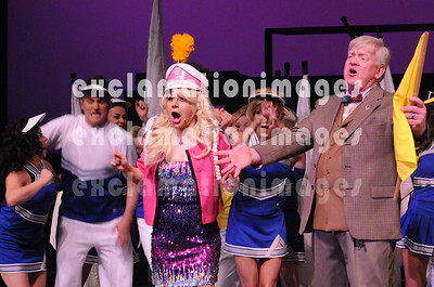 "MTI's ""Legally Blonde"" the musical"