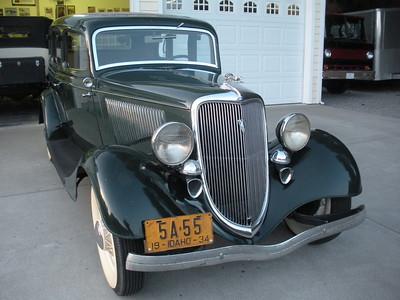 1934 Ford Fordor - Unrestored