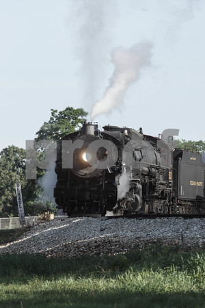 5/3/15 Texas State Railroad Hosts Fan & Photographer Special by Travis Tapley