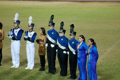 Gilbert Marching Invitational