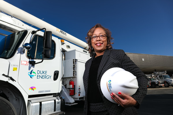 Indira Duke Energy Portrait