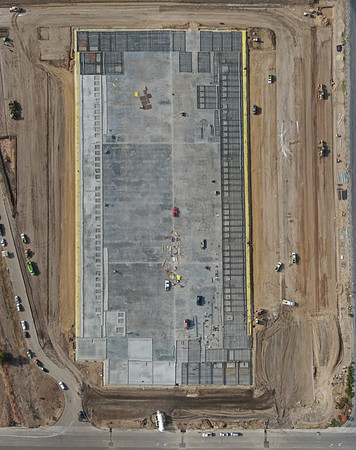 Logistics Drive 10-20-18