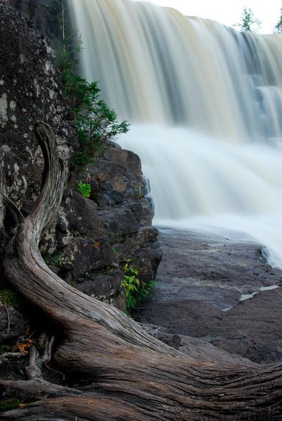Julies waterfalls - Gooseberry