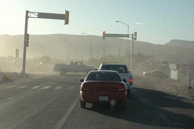 La Paz smog