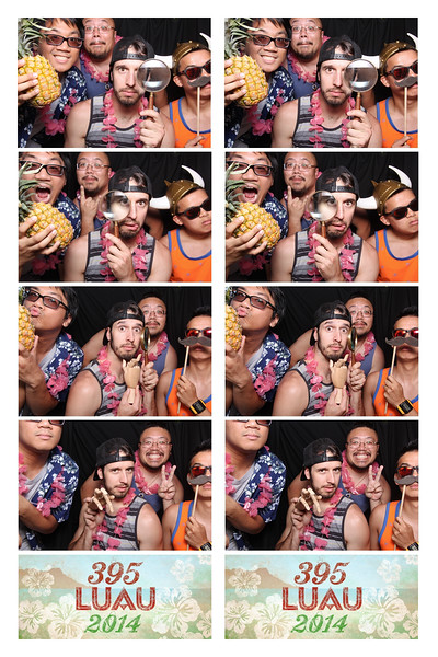 AOL/Disney BBQ Photobooth